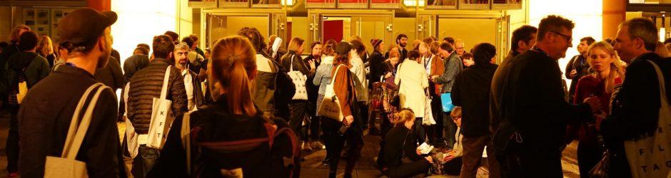 18:18 goes 63. Internationalen Kurzfilmtage Oberhausen